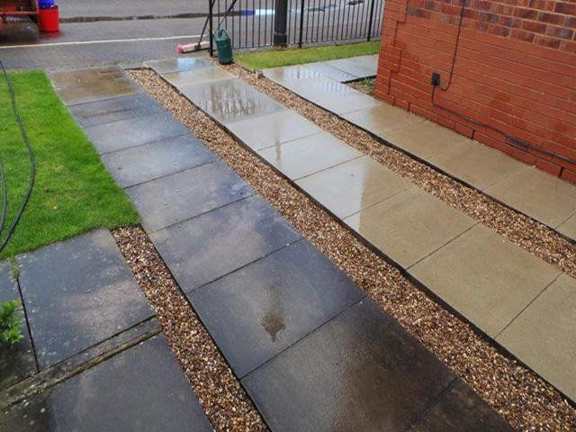 Henry Halliday Drive Cleaning Patio Cleaning East
